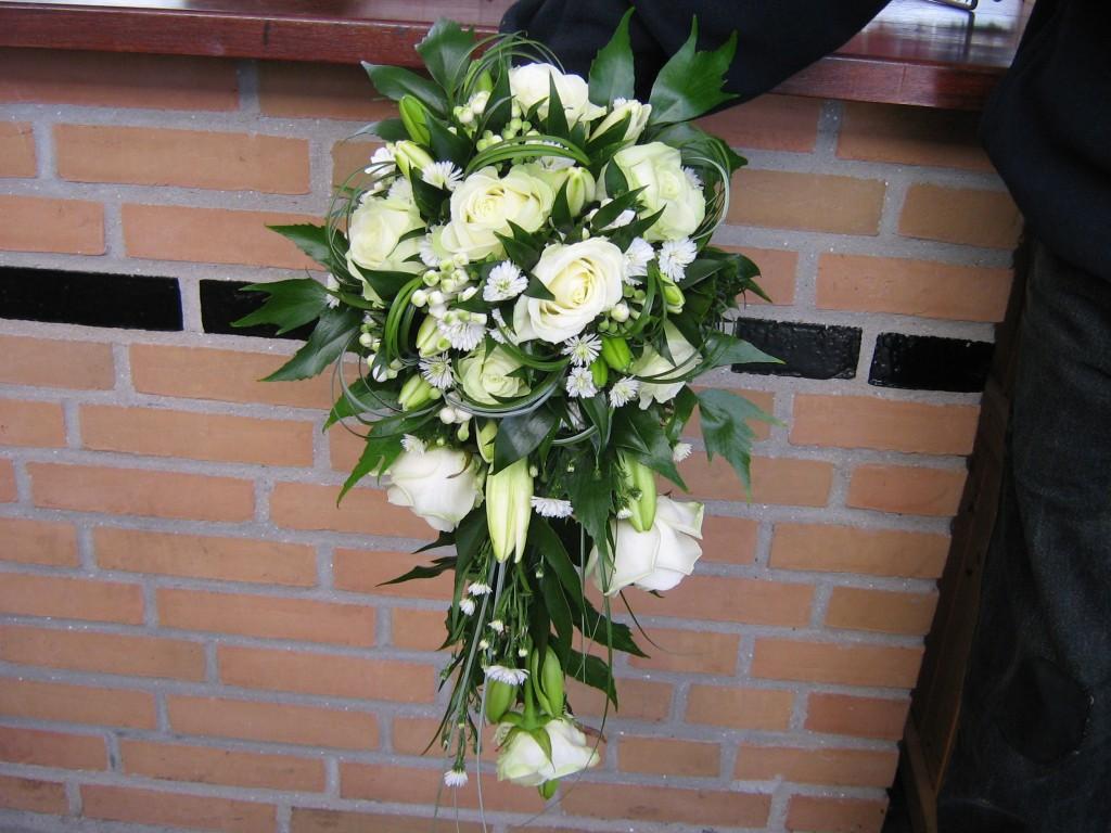 Brudebuket 6