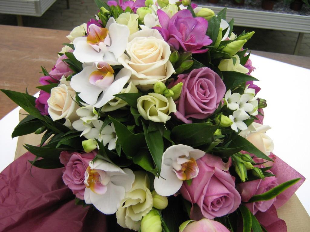 Brudebuket 4