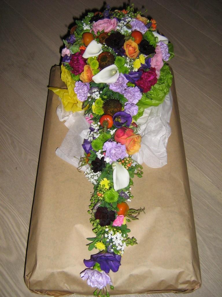 Brudebuket 2