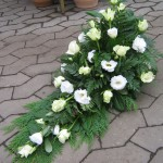 Båre dekoration